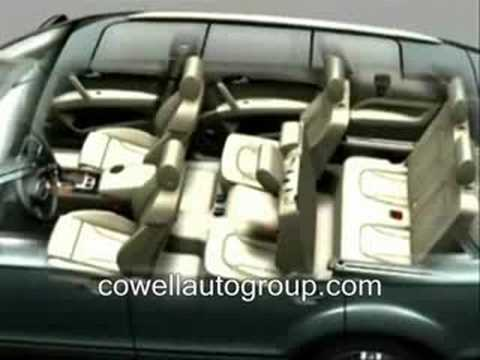 Suv 3rd Row Seating >> Audi Q7 Interior Space - YouTube