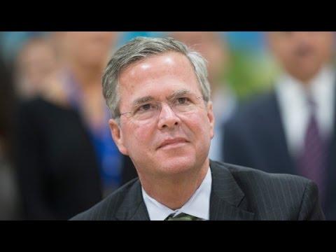 Jeb Bush: Donald Trump is a bully