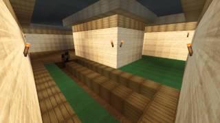 Construyendo Una Casa en MineCraft + Camara Rapida + Musica Epica