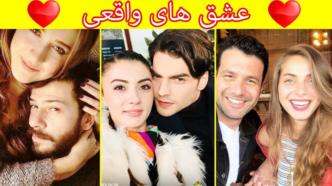 همسران واقعی بازیگران سریال ترکی ریحان تردید بازیگر ترکی Youtube