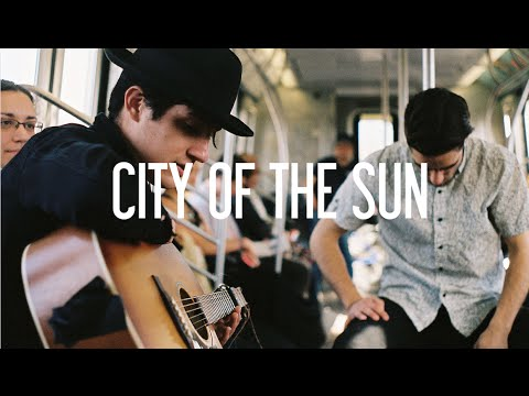 The XX - INTRO, CITY OF THE SUN COVER