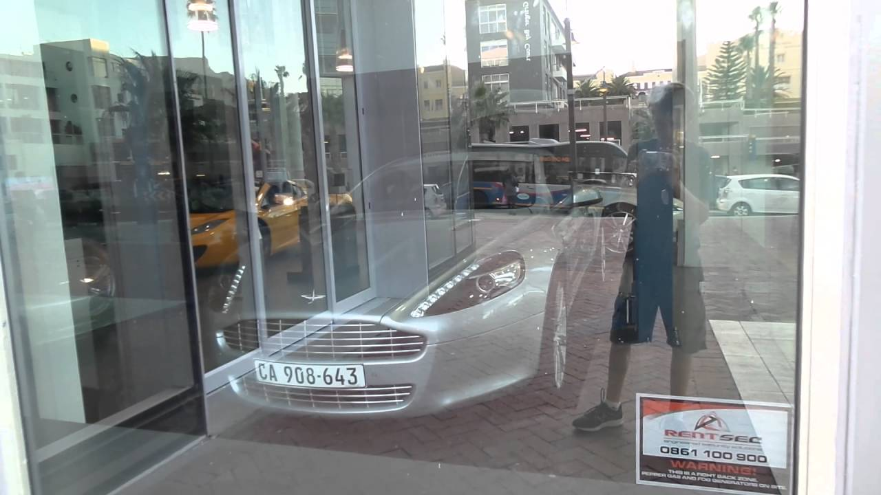 McLaren And Aston Martin Dealers In Cape Town South Africa All - Aston martin dealers