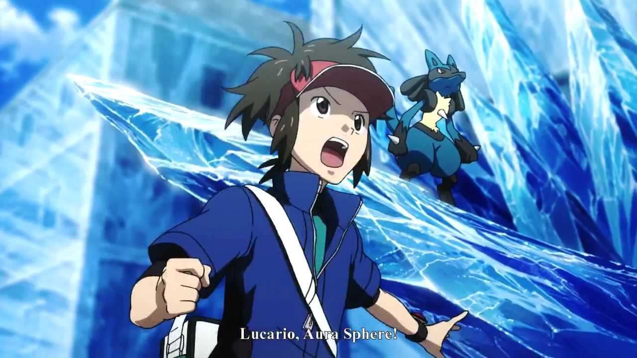 trailer pokemon black and white 2 anime amv reignite the