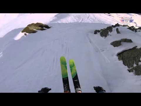 POV Run - Loic COLLOMB-PATTON - 2016 Skiers Cup