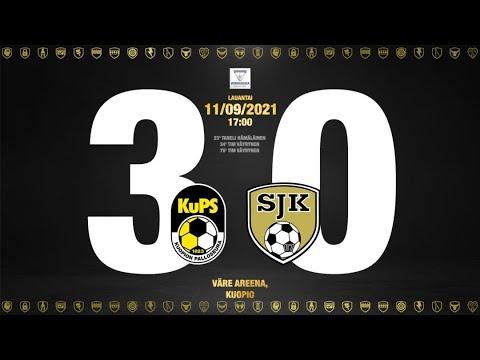 KuPS SJK Seinajoki Goals And Highlights