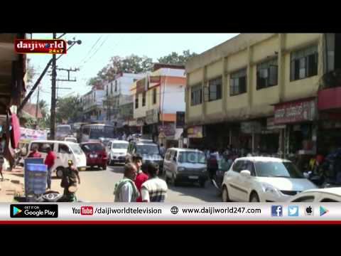 Watch video: Overview of parking issues in Vitla │Daijiworld Television