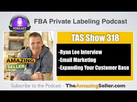 How do I use email list to Sell My Product? How can I Deal with Haters? TAS 318 The Amazing Seller