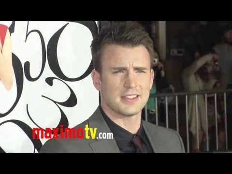 "Chris Evans ""What's Your Number?"" Premiere Arrivals"