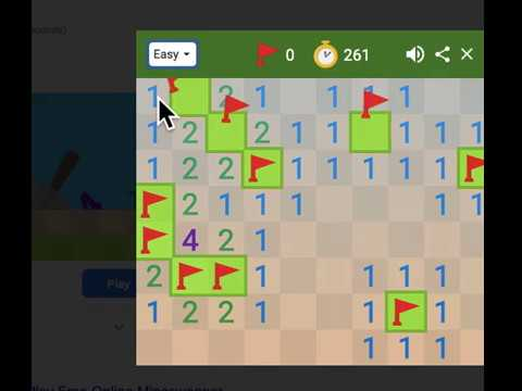 How to Play Minesweeper Google