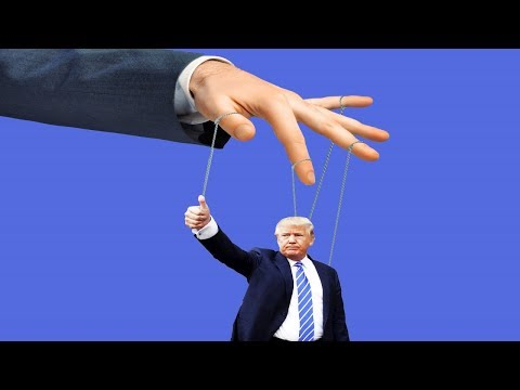 Who Is ABOVE The President? (Trump's Puppet Masters)