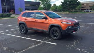 2016 Jeep Cherokee Trailhawk Full In-Depth Review