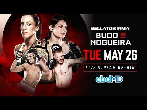 Re-Air | Bellator 202: Budd vs. Nogueira
