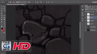 "CGI Game Art Tutorial : ""Creating Tileable Textures in Photoshop"" - by 3dmotive"