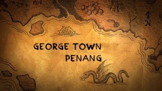 JANWAWA :: George Town (Penang) - UNESCO World Heritage Site 槟城 ปีนัง