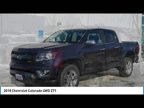 2018 Chevrolet Colorado Roseville, Fridley, St. Paul, Minneapolis 185479
