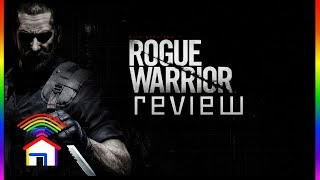 Rogue Warrior review - ColourShed - SO BAD IT
