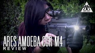 ares amoeba ccr pistol m4 s class airsoft gun review by slender airsoft