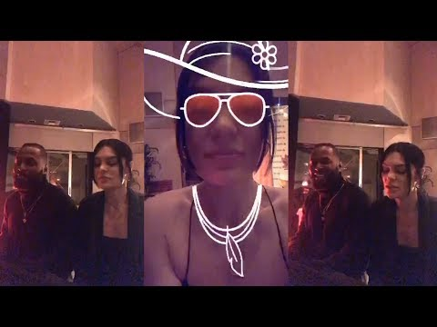 Jessie J | Instagram Live Stream | 19 November 2017