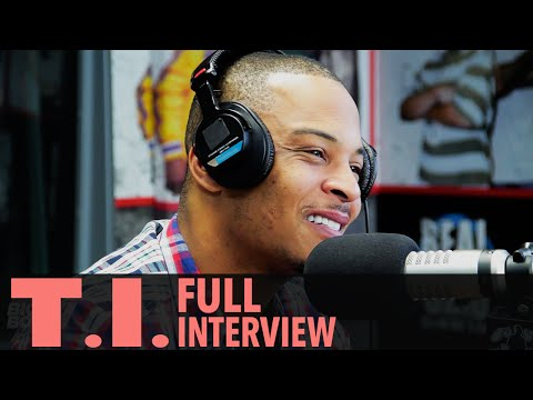 "T.I. on New Album ""The Dime Trap"", Hillary Clinton, Pokemon Go And More! (Full Interview) 