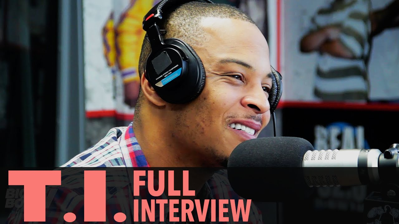 """Download T.I. on New Album """"The Dime Trap"""", Hillary Clinton, Pokemon Go And More! (Full Interview) 
