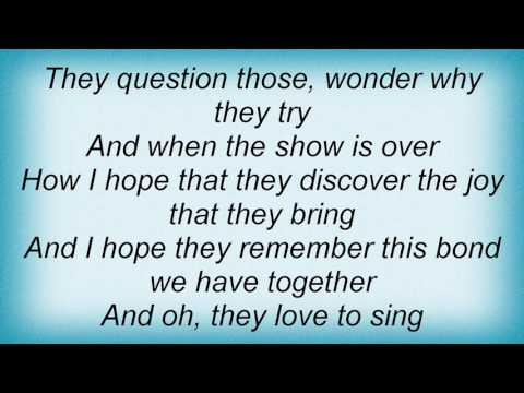 Rosie Thomas - These Friends Of Mine Lyrics