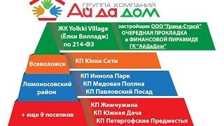 ГК АйДаДом - финансовая пирамида. Митинг обманутых дольщиков 9 апреля 2016.