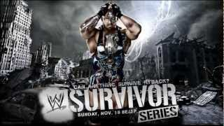 WWE Survivor Series 2012 Official Theme Song - Now or Never [HD]