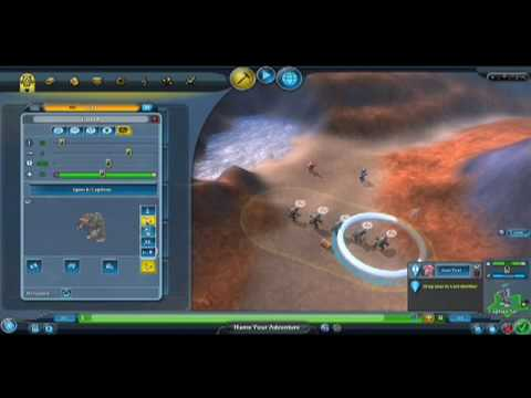 Spore Galactic Adventures Tutorial - Advanced