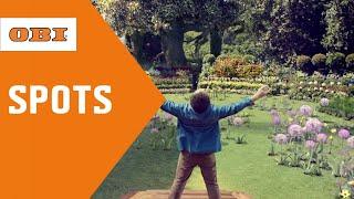 OBI Gartenplaner | Mach deinen Gartentraum wahr – Dirigent TV Werbung / TV Spot 2017