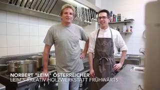 """Hobbykochschmankerl im Juni & Juli 2016 bei Norbert """"Leim"""" Österreicher"""