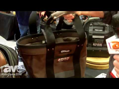 InfoComm 2016: VETO PRO PAC Shows Off CT-LC Cargo Totebag