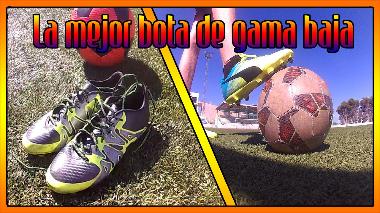 De Baja Gama Bota Youtube La Mejor qPU400