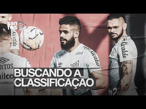 #SANTOS FC TREINA NO PARAGUAI PARA ENFRENTAR O OLIMPIA