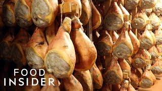How Italian Parma Ham Is Made