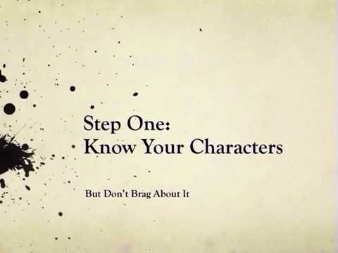 PREVIEW - Creating Compelling Characters in Six Simple Steps