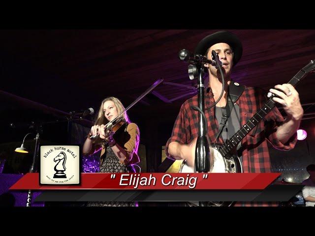 """Elijah Craig"" Dewey Beach Music Conference 2015"