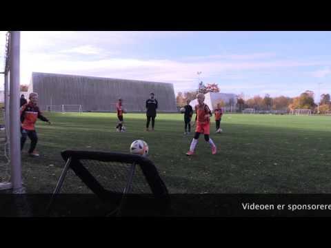 Soccer Skills Academy Denmark   Træning med rebounder
