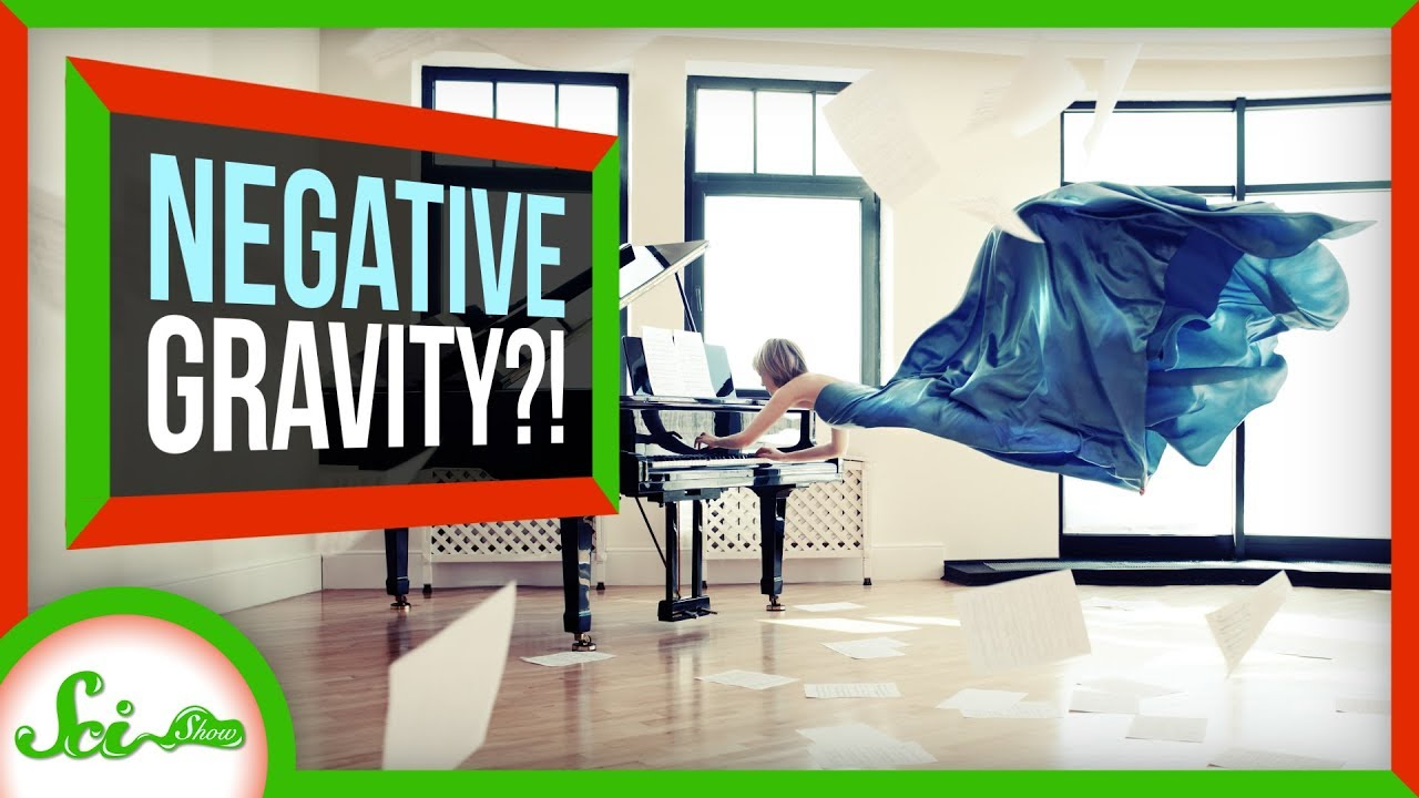 So, Negative Gravity Is a Thing