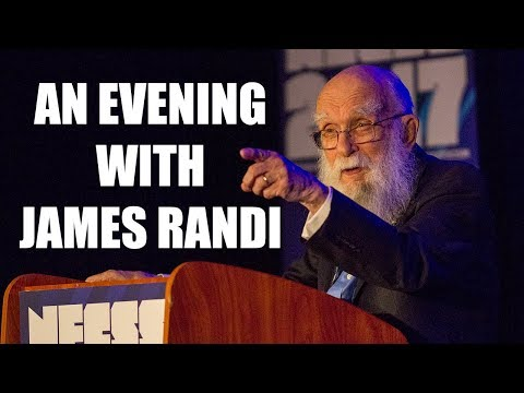NECSS Presents: An Evening With James Randi