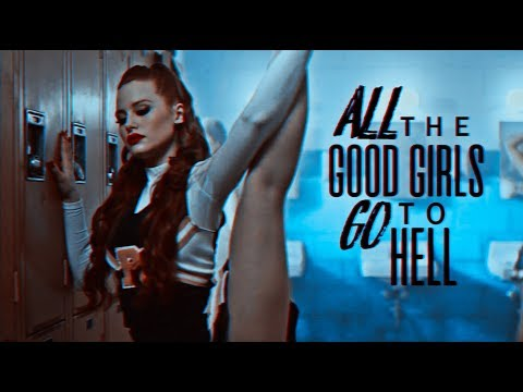 riverdale girls   all the good girls go to hell.