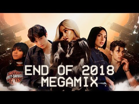 END OF 2018 MEGAMIX   by MASHED UP