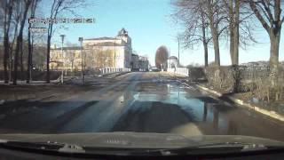 Ярославль - город без дорог, март 2015