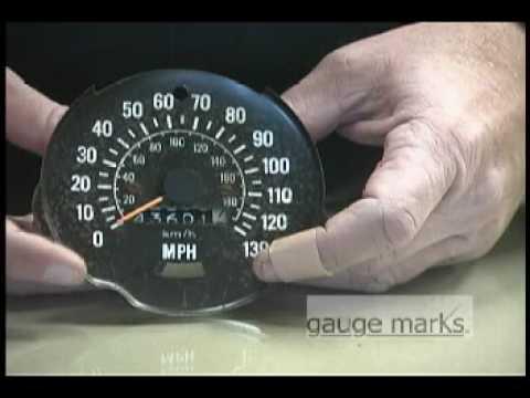 Camaro For Sale >> gauge marks™ - Camaro and Firebird Trans Am DIY gauge face ...