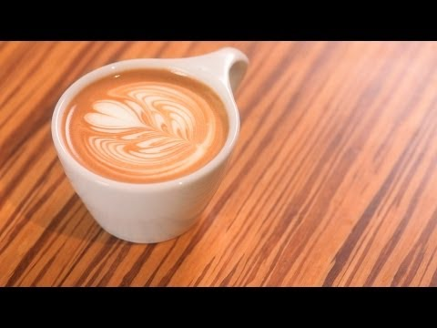How to Add a Border | Latte Art