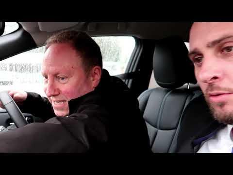 The 2018 Nissan Leaf Test Drive with Derek Clarke at Glyn Hopkins Cambridge