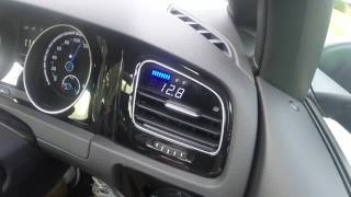 P3 Cars OBD Multi Gauge Review - MK7 Golf R - AutoInstruct