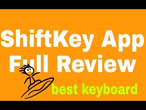 Shift Key beta keyboard  App Full Review|best keyboard for Android