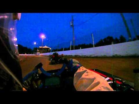 Briggs Jr snydersville raceway #9