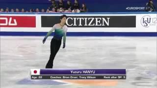 Yudzuru Hanyu чемпионат 4-х континентов! FS