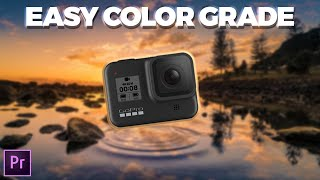How to Color Grade GoPro Footage
